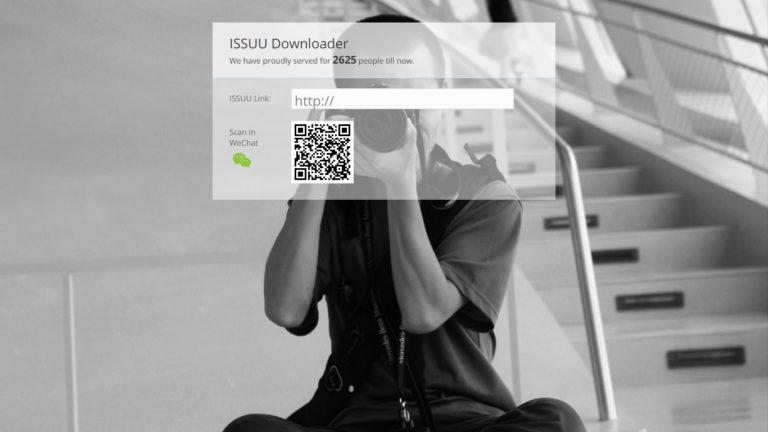 ISSUU Downloader