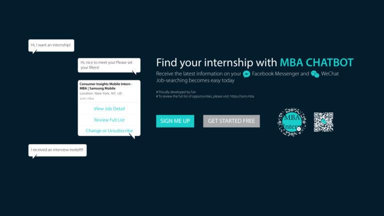 MBA Job Aggregator
