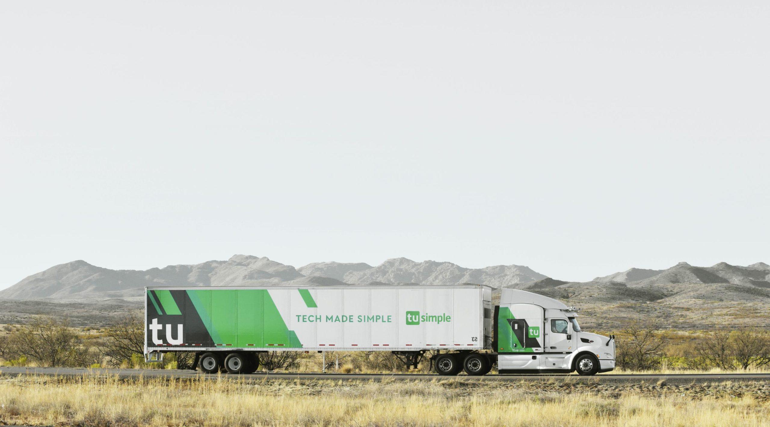 Autonomous Truck 201